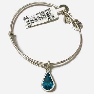 Alex and Ani December Birthstone Bracelet